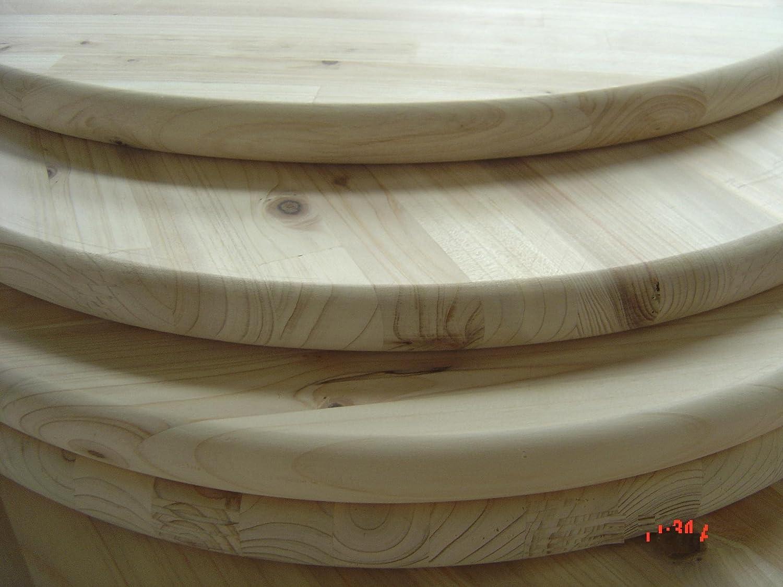 Amazon Edge Glued Pine Rounds 1x36 Home & Kitchen
