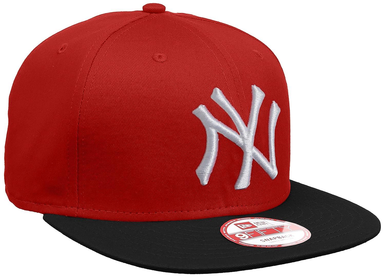 New Era Era - MLB Cotton Block NY Yankees 9Fifty Snapback, Baseball beretto da uomo 10879531