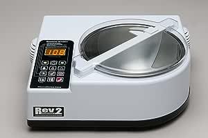 ChocoVision C116USREV2WHI Revolation 2 Chocolate Tempering Machine, White