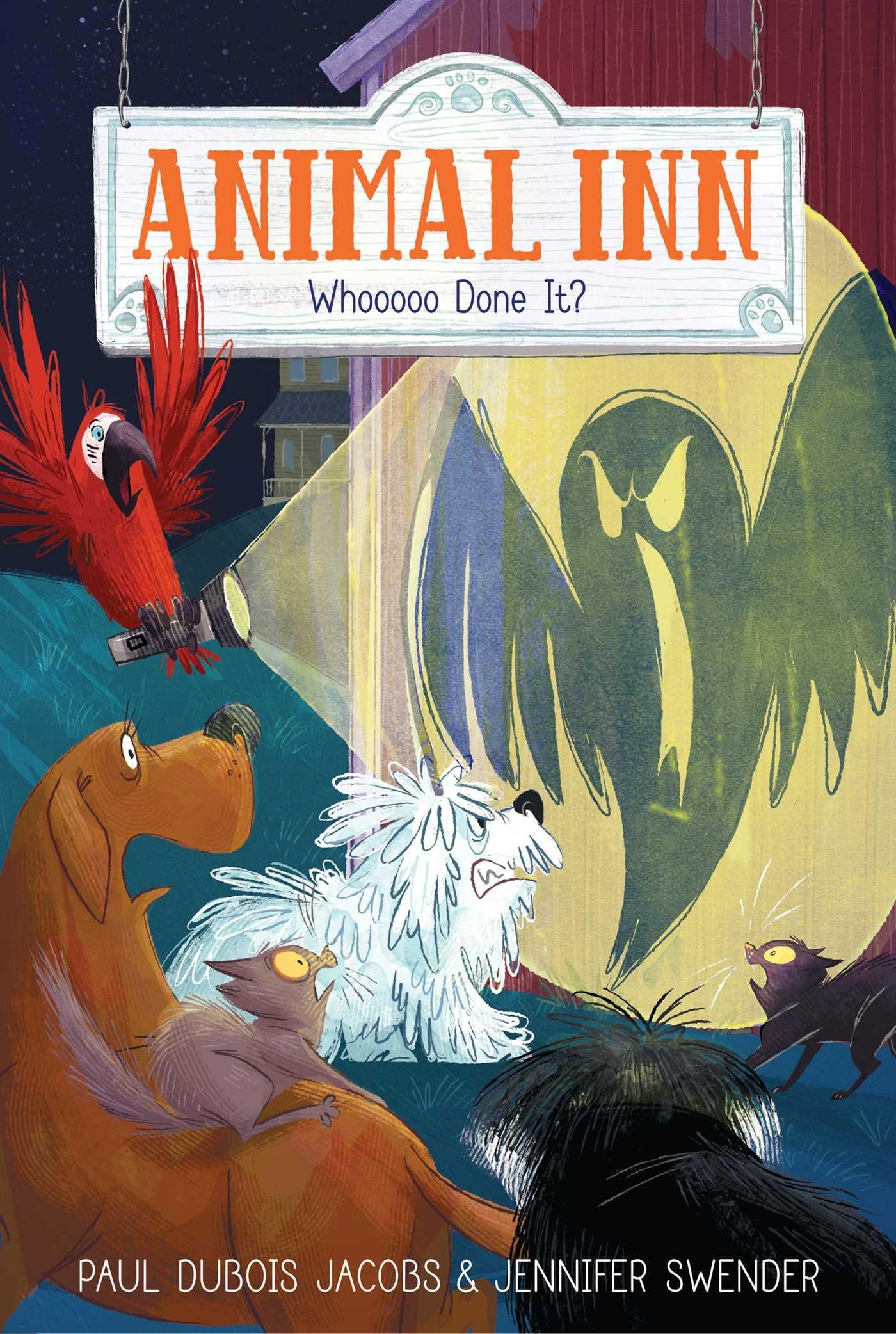 Whooooo Done It? (Animal Inn) PDF