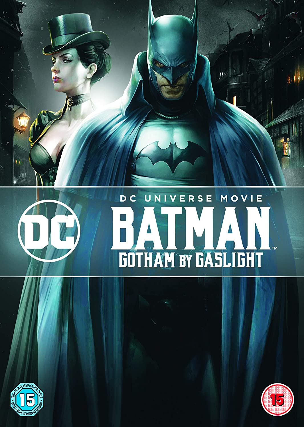 Amazon Com Batman Gotham By Gaslight Dvd 2018 Movies Tv
