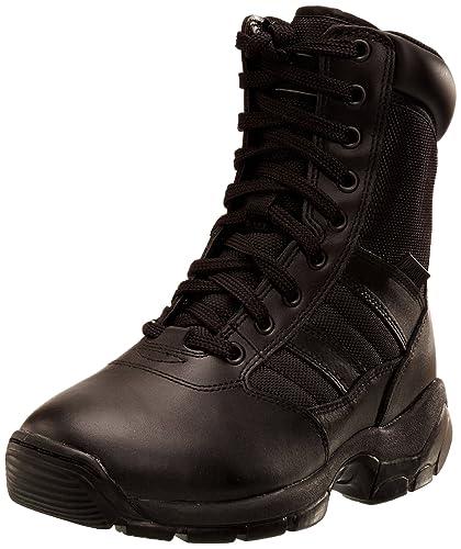 1b8e3689c2d Magnum Panther 8.0 Unisex Adults SRA Work Boots - Black (Black 069), 4