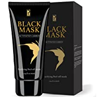 P&J Health Blackhead Remover Mask, Blackhead Peel Off Mask, Face Mask, Blackhead Mask, Black Mask Deep Cleaning Facial Mask for Face Nose 60g BM