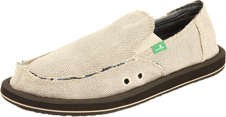 Sanuk Men's Hemp   Loafers \u0026 Slip-Ons