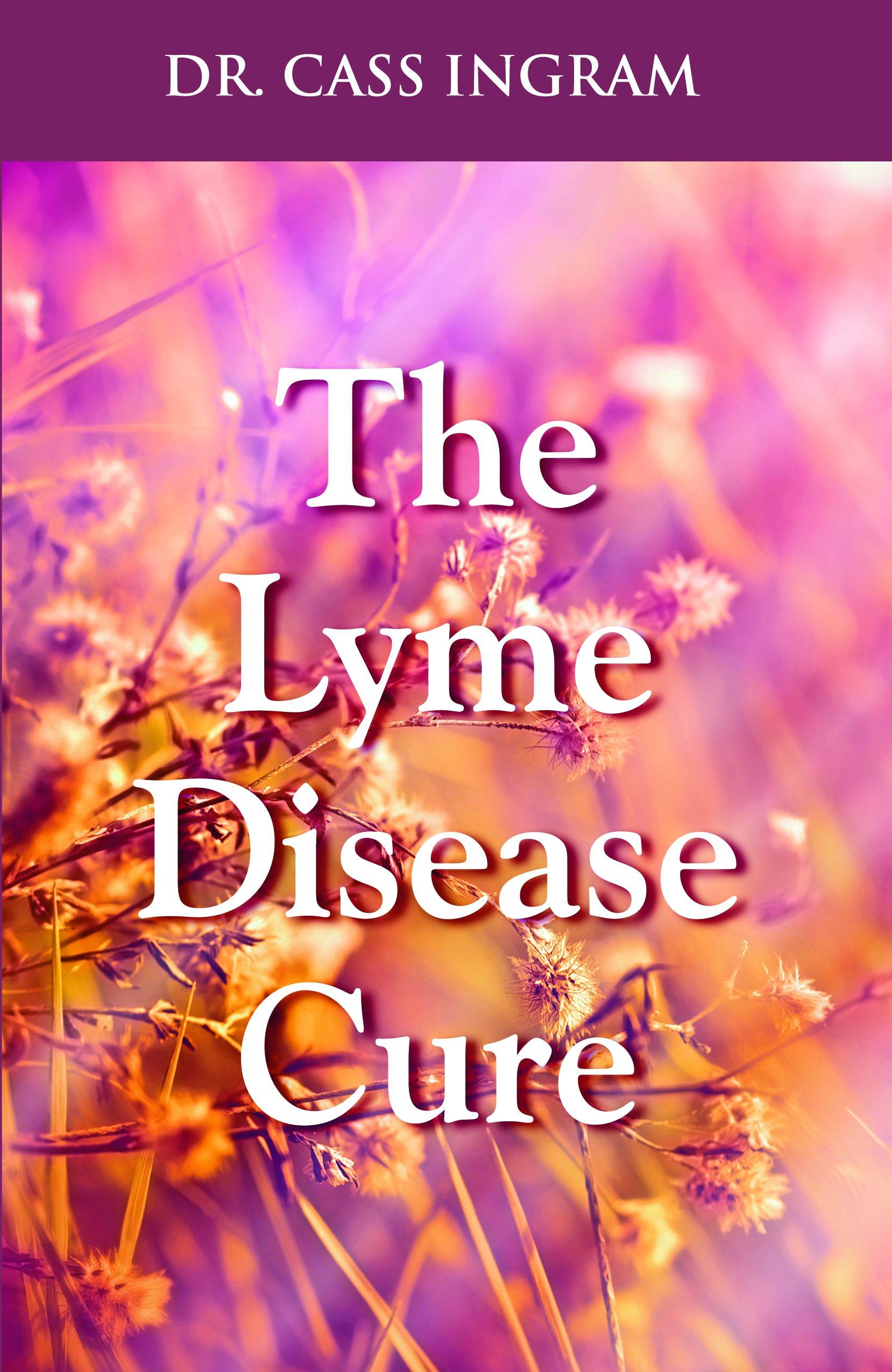 The Lyme Disease Cure: Dr  Cass Ingram: 9781931078382: Amazon com: Books