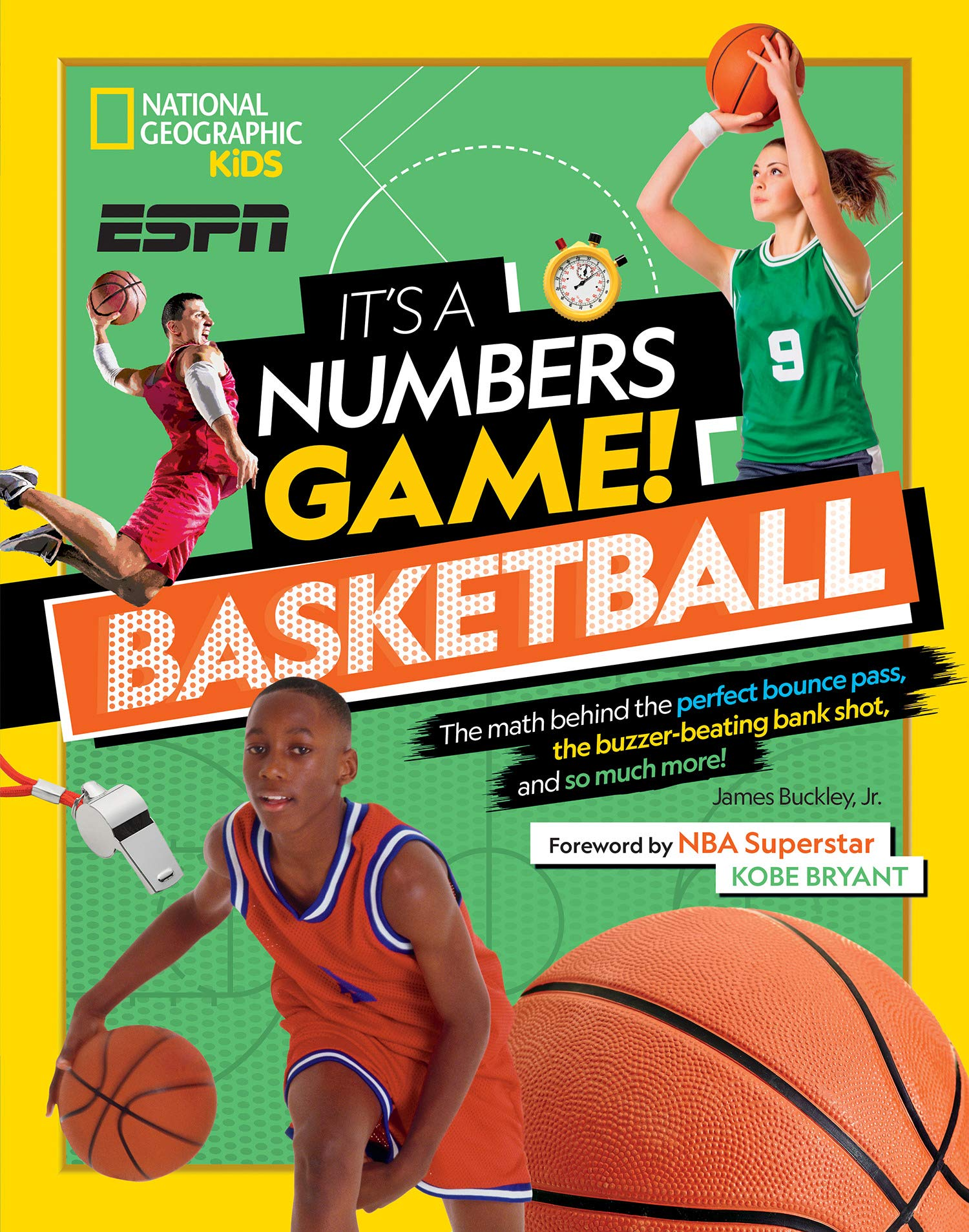 Amazon.com: Its a Numbers Game! Basketball: The math behind ...