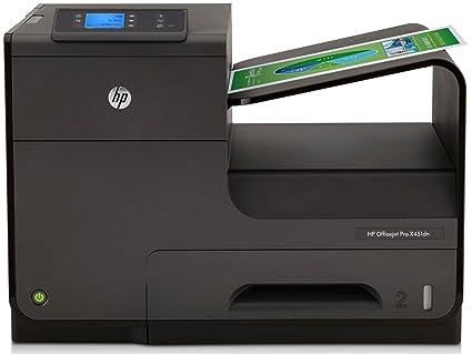 HP Officejet Pro X451dw - Impresora de tinta - B/N 36 PPM, color 36 PPM