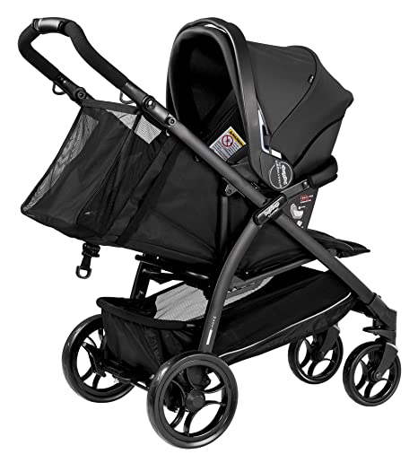 Amazon Com Peg Perego Booklet Travel System Onyx Baby