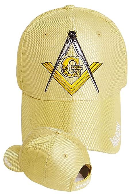 Amazon.com  Buy Caps and Hats Mason Baseball Cap Golden Tan ... a2a16b9849b