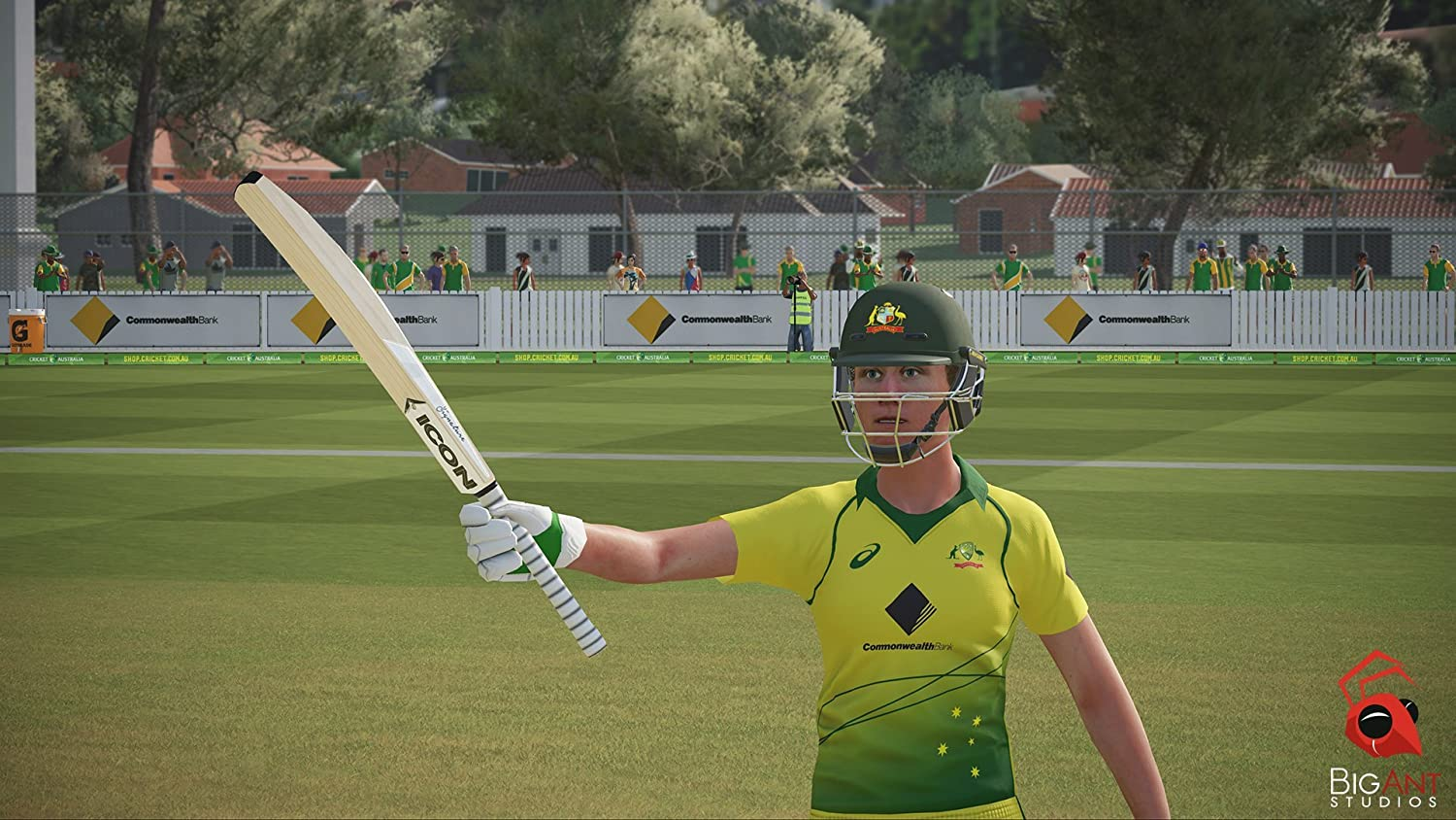 Amazon Com Ashes Cricket Playstation 4 Ps4 Game Video Games