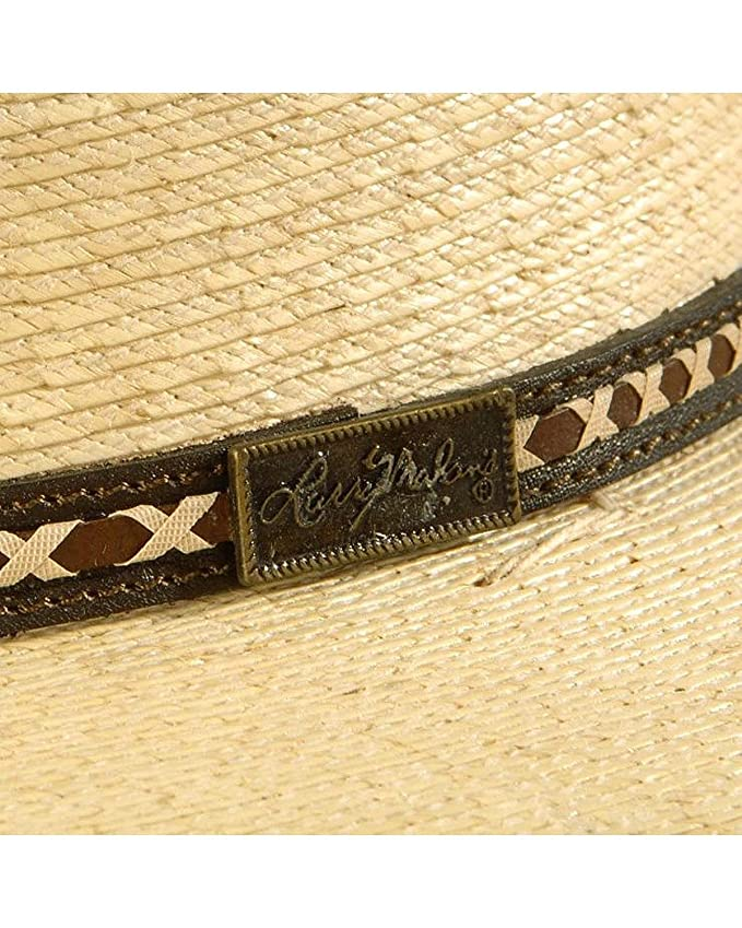 b3aae3bfb64ef Larry Mahan Men s 30x Pancho Hat at Amazon Men s Clothing store