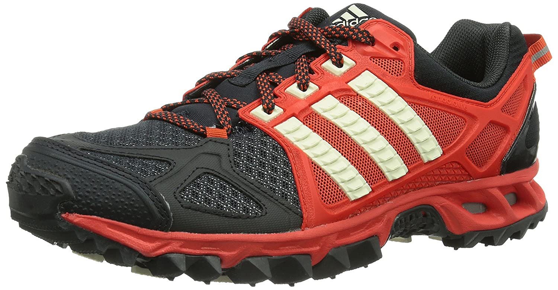 Adidas veelkleurig heren Kanadia Hardloopschoenen 6 voor Performance Trail rOgZrq