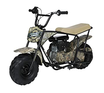 Monster Moto Mm B80 Youth Mini Bike Real Tree
