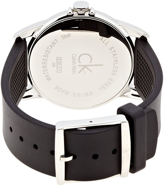 Amazon.com: Calvin Klein CK Select Mens watch K0A21120: CALVIN KLEIN: Watches