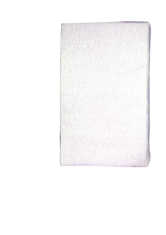 Plan inclin/é en tissu /éponge Gris d/éhoussable pour lit b/éb/é