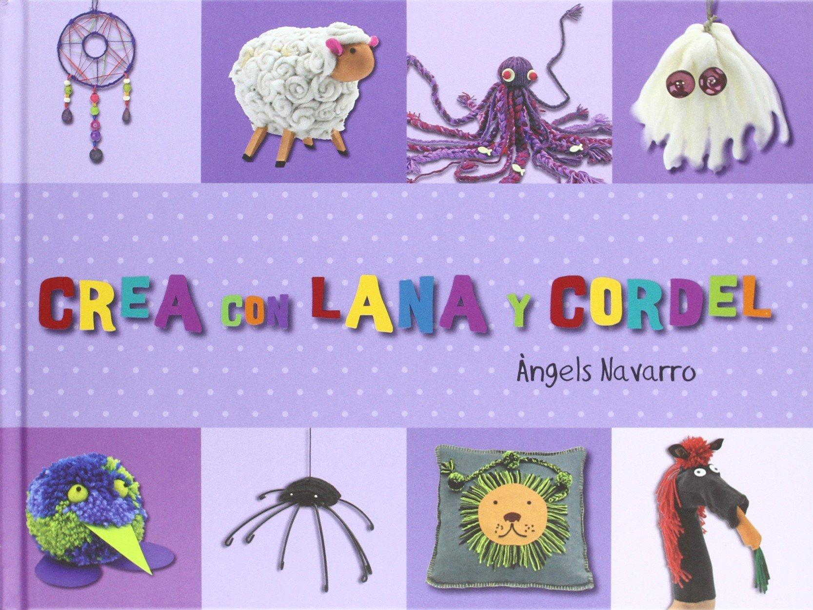 Read Online Crea con lana y cordel pdf epub