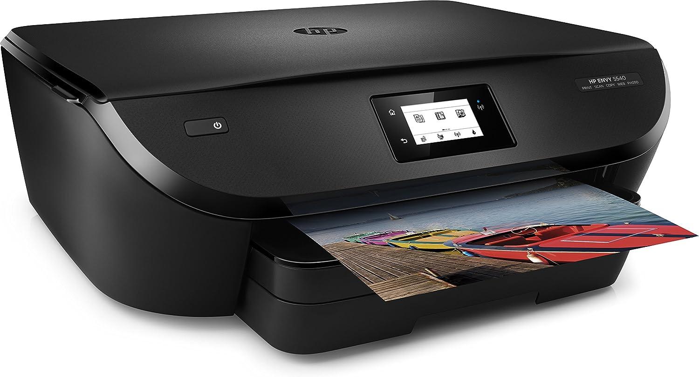 HP Envy 5540 - Impresora multifunción inalámbrica (Wi-Fi, b/n 12 ...