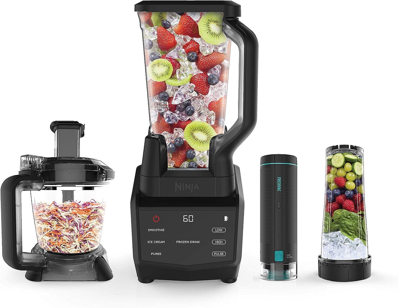 Ninja CT672V Smart Screen Blender and Food Processor