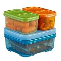 Rubbermaid Lunchblox Kid's Tall Lunch Box Kit