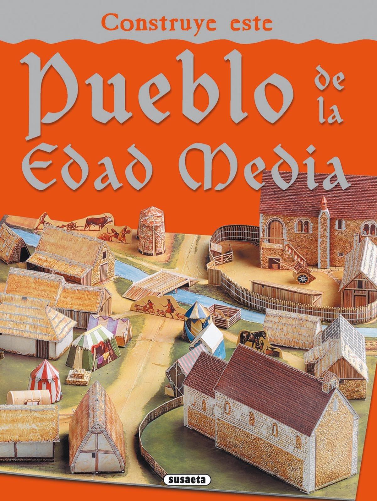 Construye este Pueblo de la Edad Media (construcciones ...