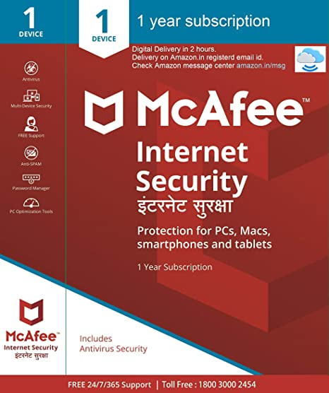 mcafee antivirus download for android