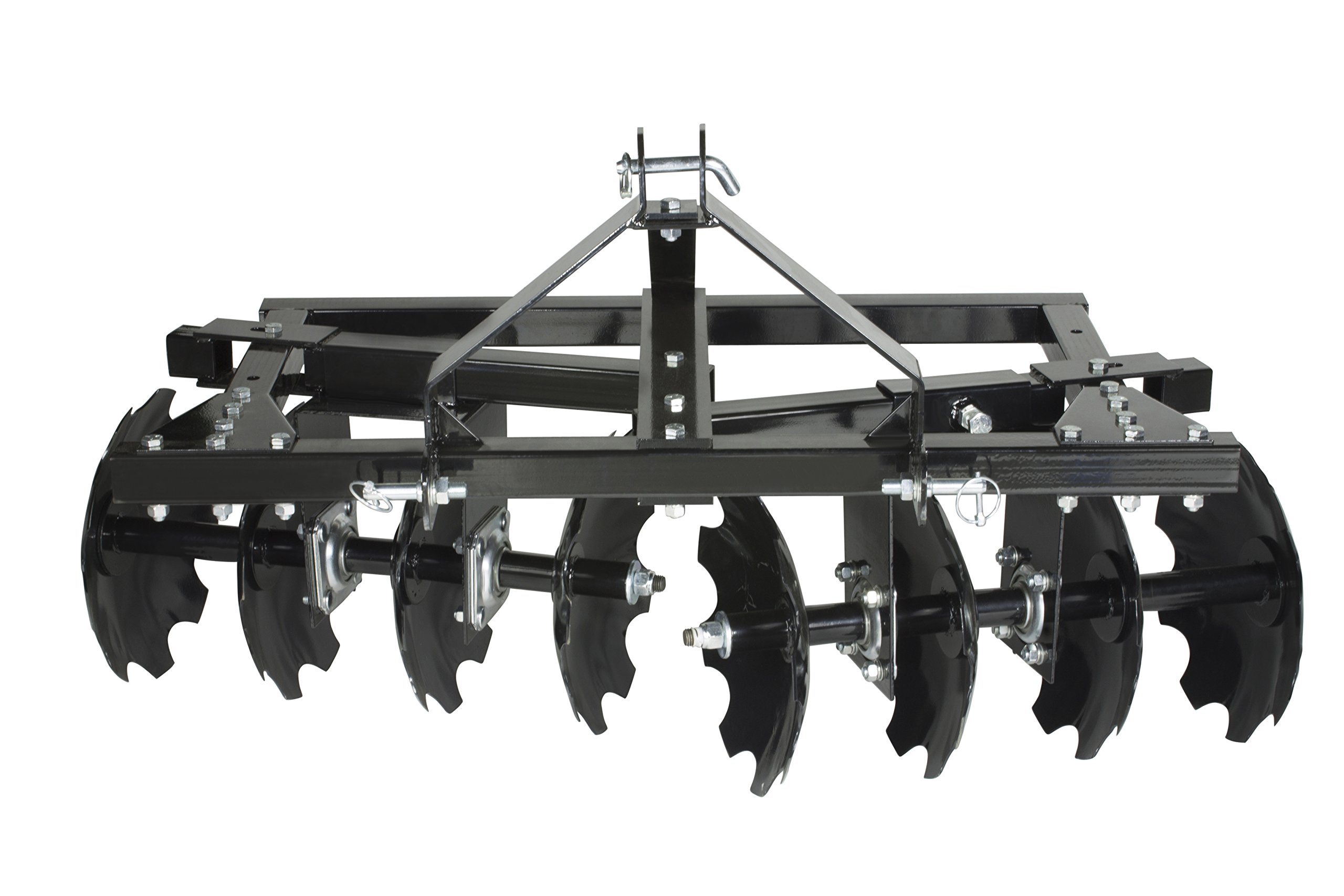 IMPACT Implements CAT-0 Disc Plow/Harrow, 48'' - 52'' Width by Unknown