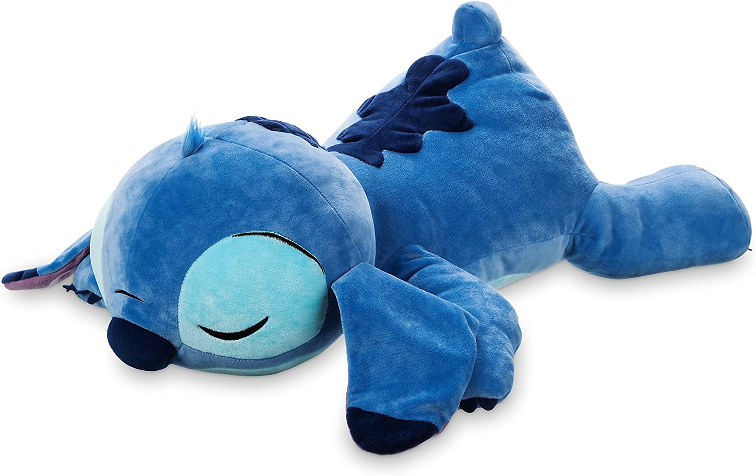 Flounder Stuffed Animal, Amazon Com Disney Stitch Cuddleez Plush Large Toys Games