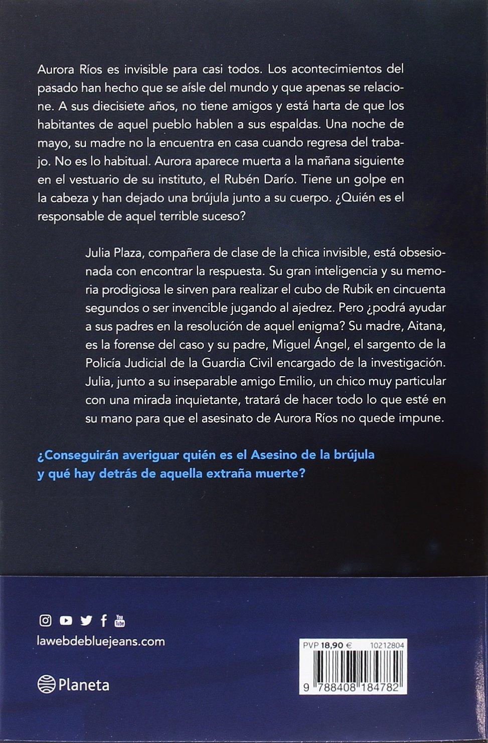 La chica invisible: 2 ((Fuera de colección)): Amazon.es: Blue Jeans: Libros