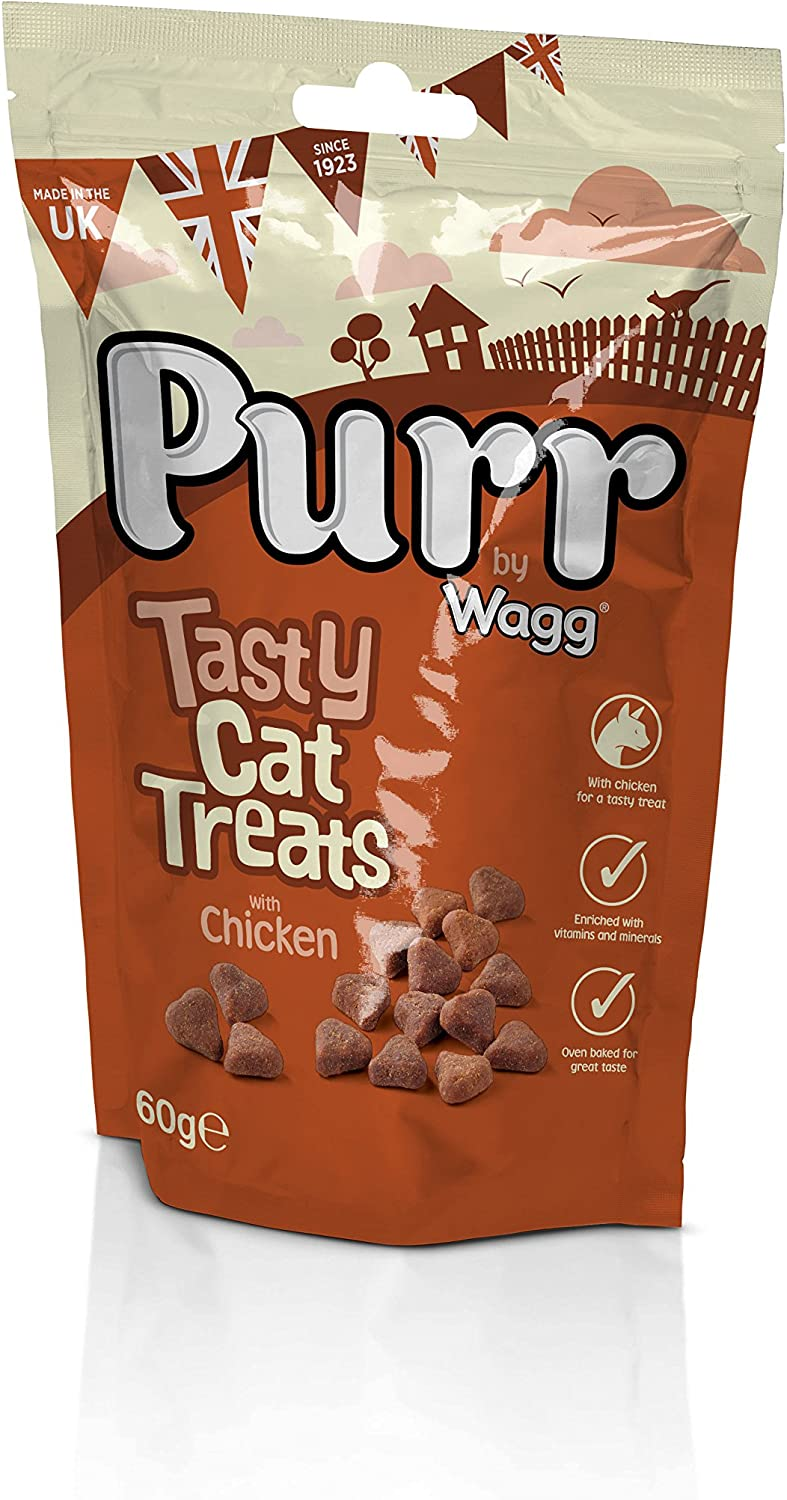Purr Cat Treats with Liver 12 x 60 g
