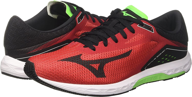 Mizuno Wave Sonic, Zapatillas de Running para Hombre: Amazon.es: Zapatos y complementos