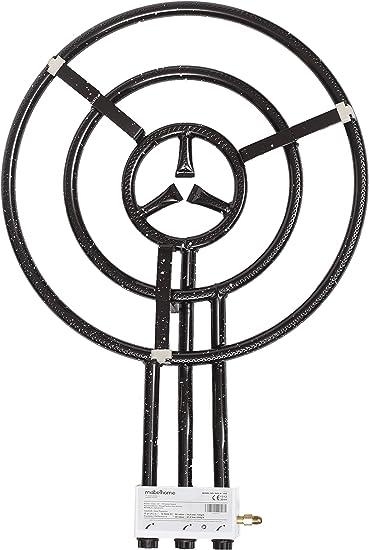 Mabel Home Paella de propano de Gas del Quemador 70 cm / 27,55 Inc