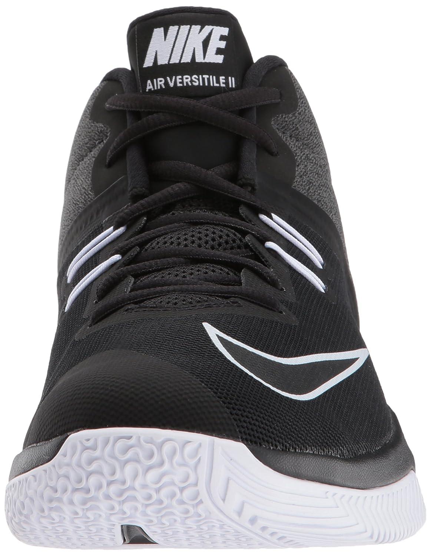 Nike Men's Air Versitile II Basketball Shoe WhiteBlack 14.0 Regular US