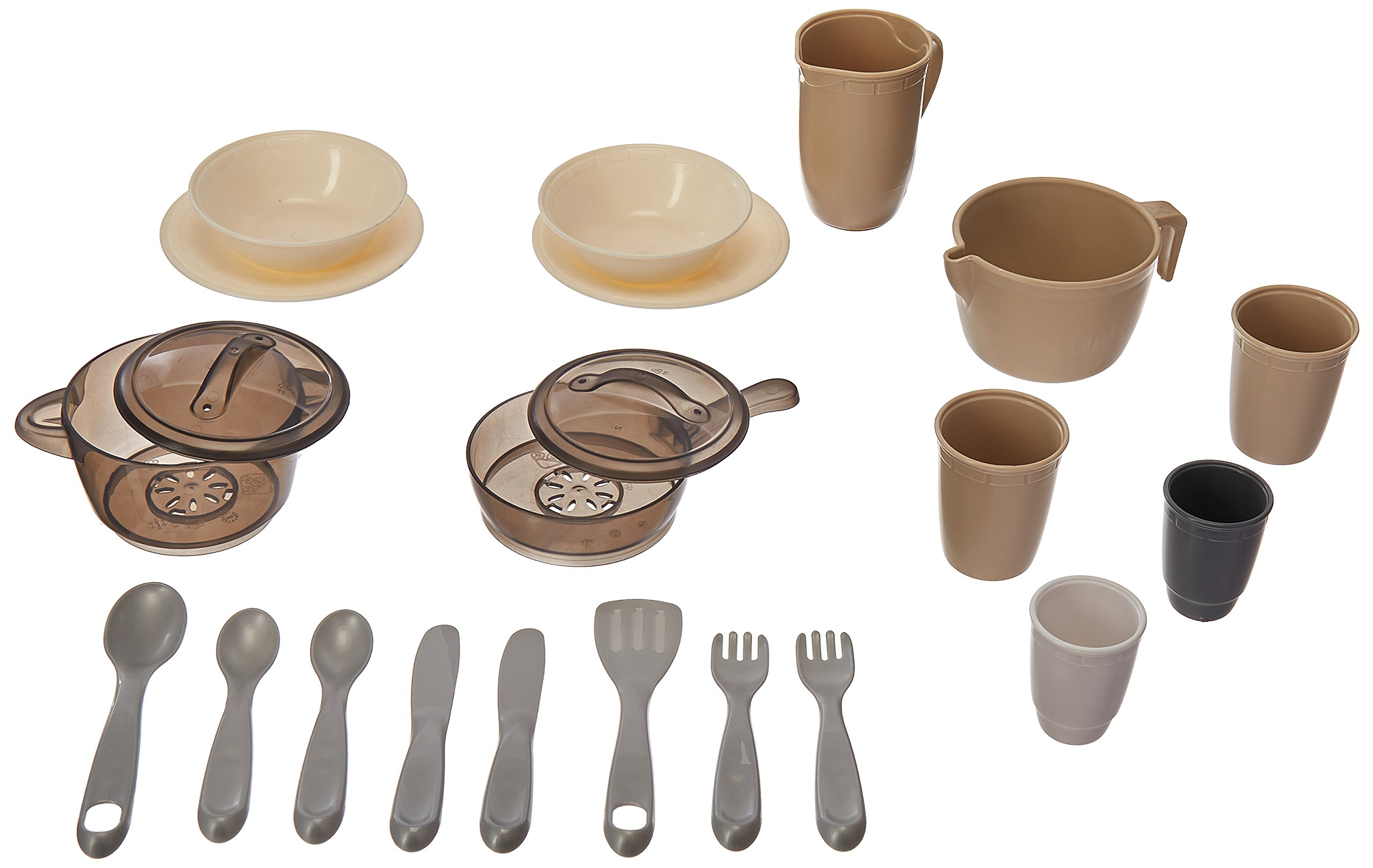 Step2 LifeStyle Dining Room Pots and Pans Set For Kids by Step2