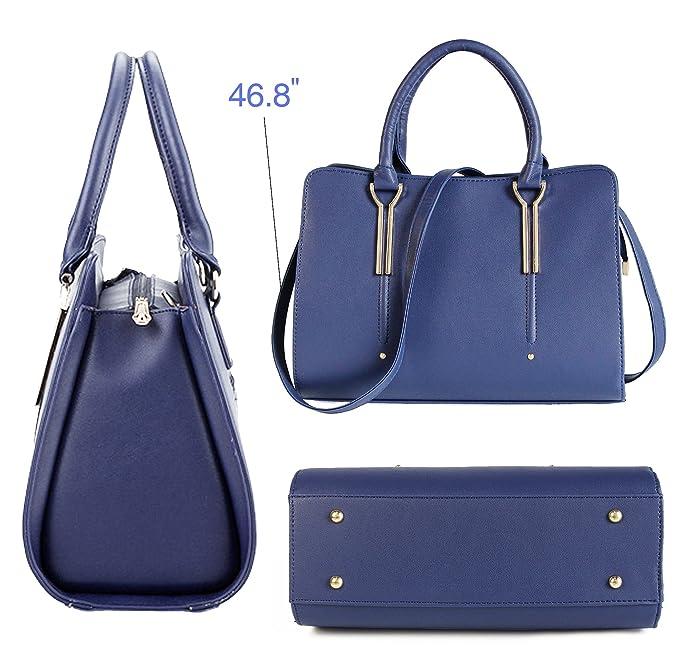 Micom 2016 Summer Womens Pure Color Pu Leather Boutique Tote Bags Top  Handle Handbag (Beige)  Amazon.ca  Shoes   Handbags b2df2509aa58c