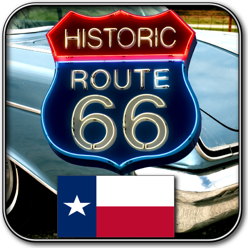 Route 66 - TEXAS - Live HD+ Wallpaper ()