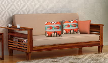 Proserv Group - Professional Services Wooden Sofa Cum Bed ...