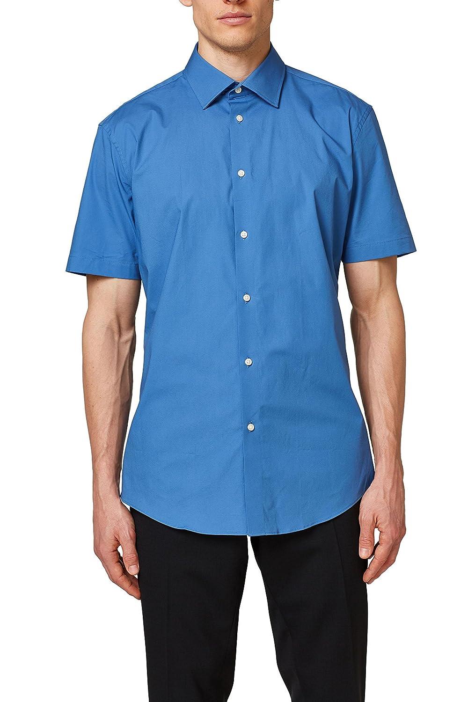 TALLA Small (Talla del fabricante: 37-38). ESPRIT Collection Camisa para Hombre