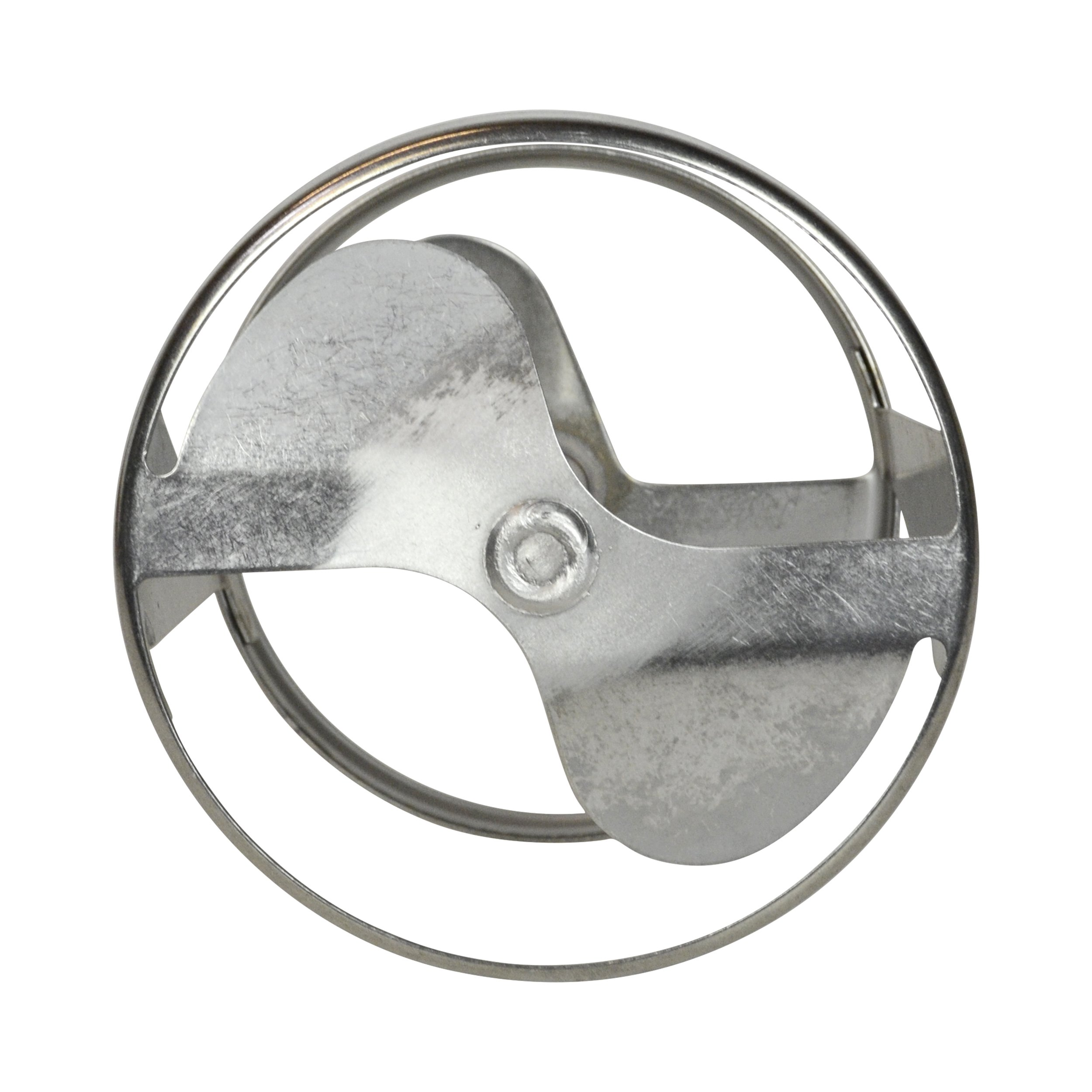 Jiffy Mixer CO. PS-1 1/2'' Shaft 5-10 Gallon Stainless Steel Mixing Blade (4-Pack) by Jiffy Mixer (Image #2)
