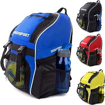 DashSport Durable Stylish Soccer Backpack