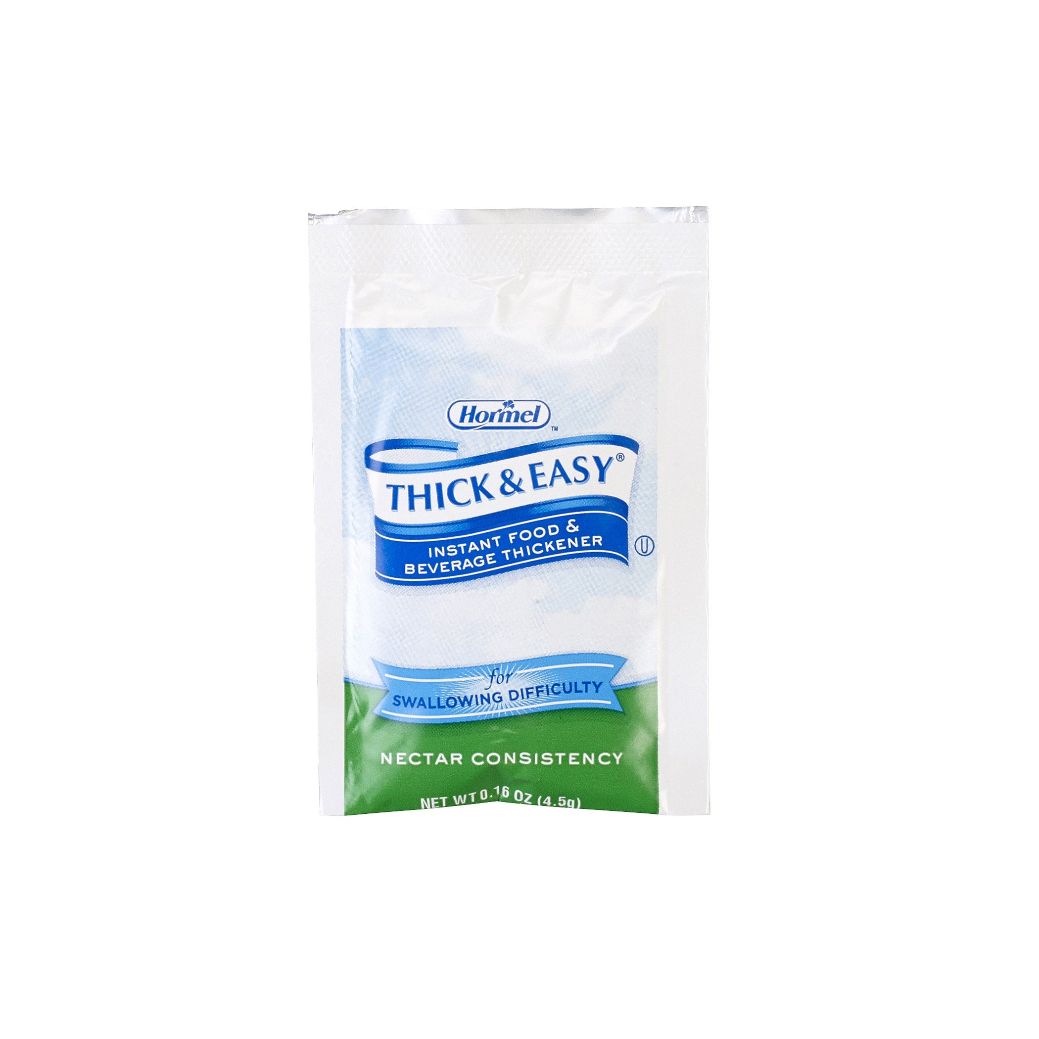 Thick & Easy Food Thickener Nectar Packets, 4.5g, 100/pk by Rolyn Prest
