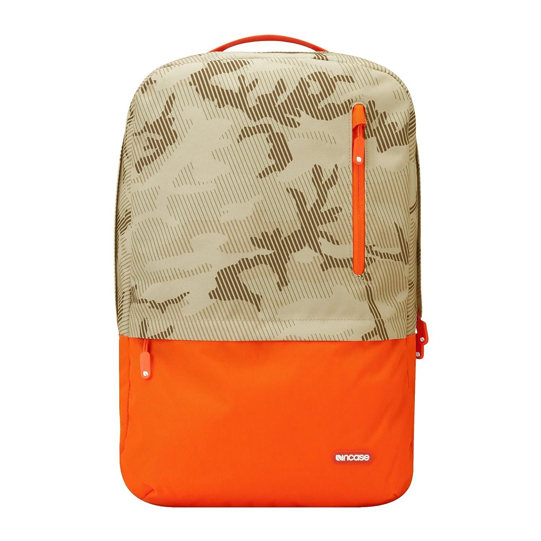 [インケース] Incase バックパック Nylon Campus Back Pack(DuneMerticCamo/Orange/CL55447)   B00BCQH4YG