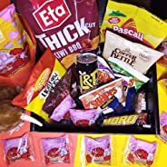 KiwiGrub - New Zealand Snack Food Subscription Box (Classic)