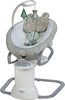 Graco EveryWay Soother Baby Swing with Removable Rocker