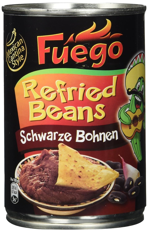 Fuego Refried Black Beans