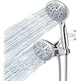 SunCleanse Shower Head,35 function shower head with handheld,Dual 2 In 1 Shower Head Set with Patented 3-Way Water…