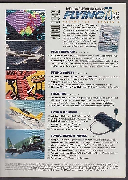FLYING Bendix/King IHAS 8000 Unicom Pilot Errors ++ 4 2002