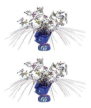 Excellent Beistle S57922Az2 2 Piece Musical Notes Gleam N Spray Best Image Libraries Weasiibadanjobscom