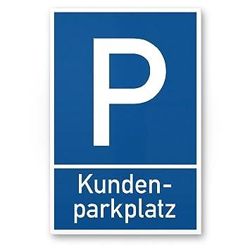 STABIL Parkplatzschild 52 x 11cm Stellplatz 2