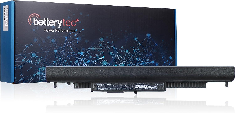 Batterytec Battery for HP 240 G4, 245 G4, 250 G4, 255 G4, 256 G4, HP HS03 HS04, HP Notebook 14 14g, 15 15g Series, HSTNN-LB6U HSTNN-LB6V 807612-421 807956-001.