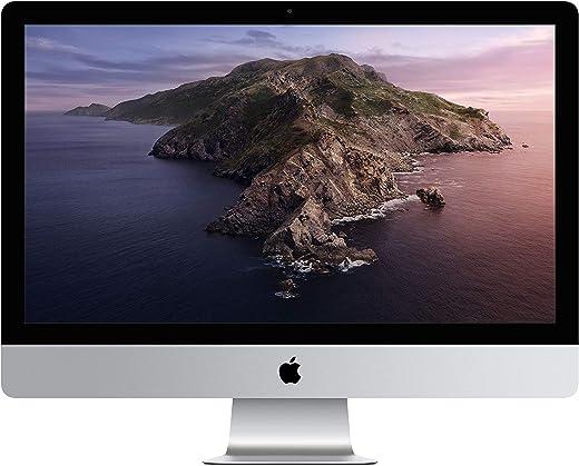 Apple iMac (27-inch, 3,7‑GHz 6‑core Intel Corei5 van de 9egeneratie, 8GB RAM, 2TB)